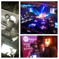 Filming an Event at the dorchester